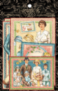 "Graphic 45 Penny's Paper Doll Family (16) 4""X6"" & (16) 3""X4"" Journaling & Ephemera Cards"
